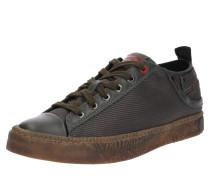 Sneaker 'exposure LOW I' dunkelbraun