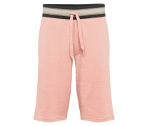 Hose 'jorjared Sweat Shorts' rosa