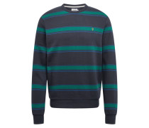 Sweatshirt 'beck Crew Stripe Sweat'