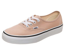 'Authentic' Sneaker rosa