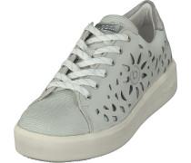 Sneakers Low grau / hellgrau