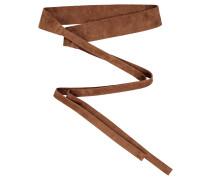 Gürtel 'Belt' camel