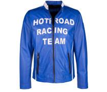 Lederjacke 'hot Road'