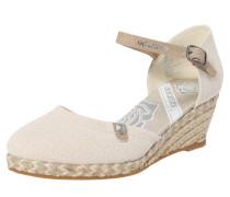 Sandale beige / sand