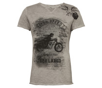 T-Shirt 'MT Iron Speed round'