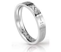 Ring 'Identity Umr28006' silber