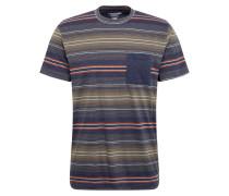 Shirt 'chil' navy / mischfarben