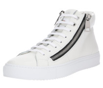 Sneaker 'Hoxton Mid Cut-Gr' weiß