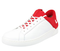 Sneaker 'Mullet' weiß