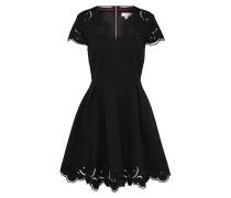 Kleid 'saloane' schwarz
