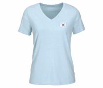 T-Shirt 'core Triblend TPU Tee' hellblau