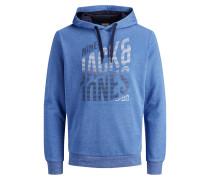 Hoodie blau