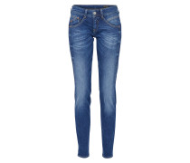 'Gila' Powerstretch-Jeans blue denim