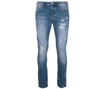 Jeans 'rocco Destroyed' blue denim