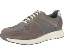 Sneaker dunkelbeige / grau / taupe