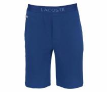 Shorts mit Taschen blau