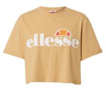 Shirt 'Alberta' braun