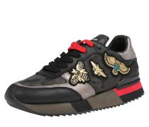 Sneaker oliv / mischfarben