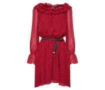Kleid kirschrot