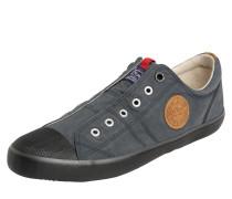 Sneaker 'Dot' blue denim