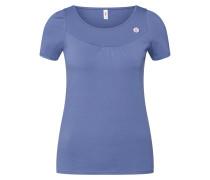Shirt taubenblau