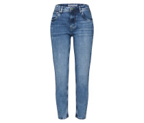 Jeans 'violet' blue denim