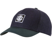 Cap 'treelogo' dunkelblau