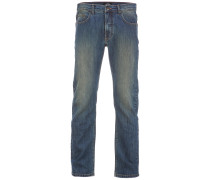 'Rhode Island' Jeans blau