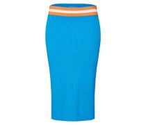 Rock 'swtr Pencil Skirt' blau