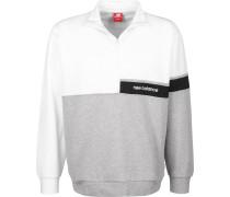 Sweater ' Mt93501 ' grau / weiß