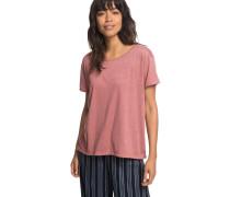 T-Shirt 'My Own Sun B' altrosa