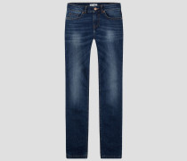 Jeans ' Monroe ' blue denim