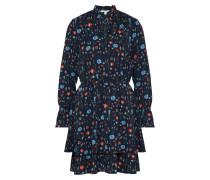 Kleid navy / mischfarben