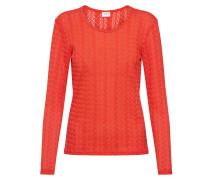Shirt 'Lenna' orangerot