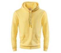 Sweatshirt blau / gelb