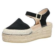 Sandalen'JAVA2' schwarz / beige