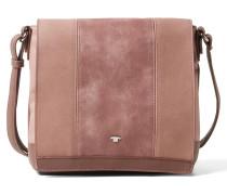 Überschlagtasche 'Juna' altrosa