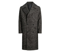 Mantel basaltgrau / graumeliert