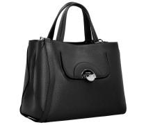 Handtasche 'Madison Alice' schwarz