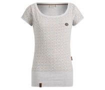 Shirt 'Inferno' grau
