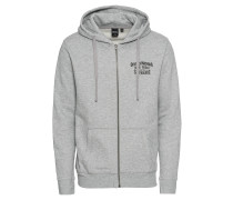 Sweatjacke 'Backwards Zip Hoodie'