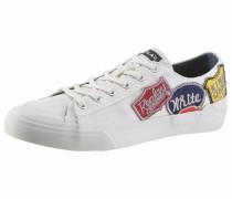 Sneaker 'Knott' mischfarben / offwhite