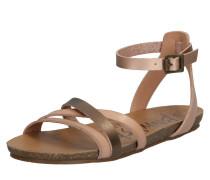 Sandale 'galie' bronze / puder