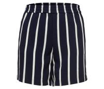 Shorts blau / weiß