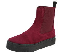 Sneaker 'Leony' bordeaux