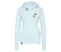 Sweatshirt 'Mandy' hellblau