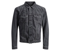 Jeansjacke 'Earl Jos 499' black denim