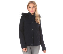 Jacke 'Chic And Snow' nachtblau