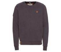 Sweatshirt 'First Blood' dunkelblau