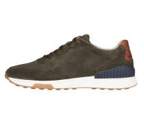Sneaker blau / brokat